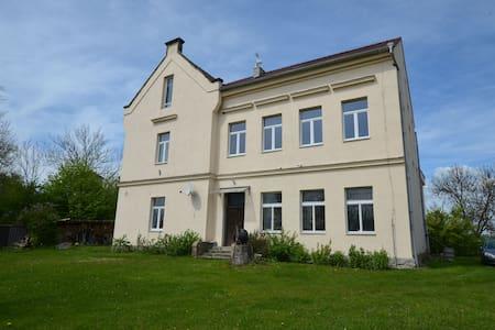 Cosy Apartment in Pocedelice Bohemian near River