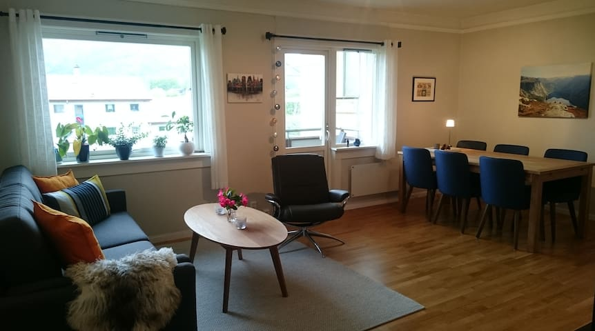 HQ Apartment | Free parking | No extra charges!