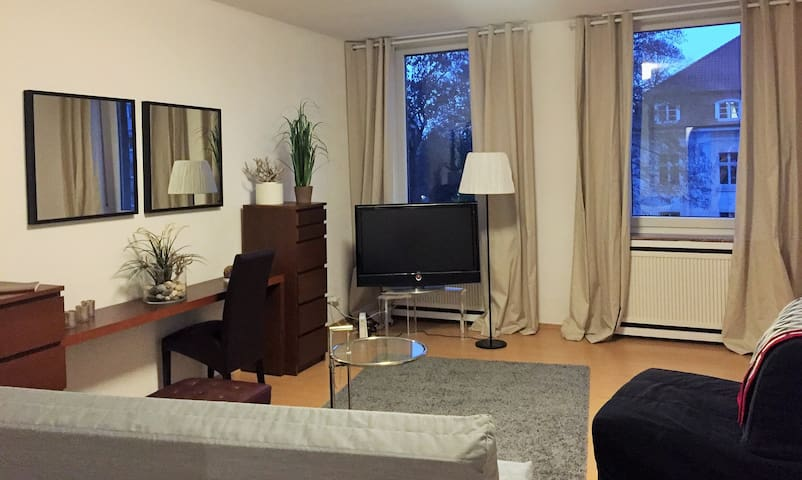 Cosy apartment in the middle of Essen Rüttenscheid