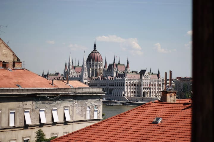 HelloBudapestApartments*PanoramaApt*CastleDistrict