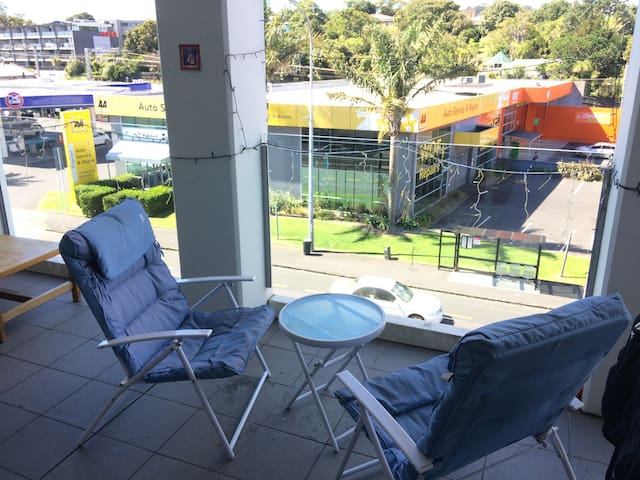 Kingsland: Sunny and close to everything - Auckland - Apartment