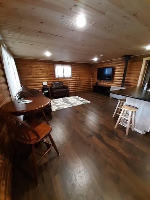 Deer Creek Pony Express Cabin