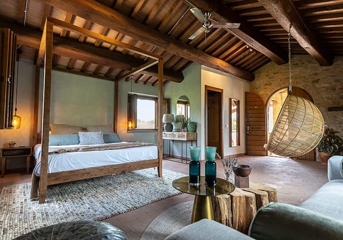 Santé Family Suite 5 Pers @BorgoCastelloPanicaglia