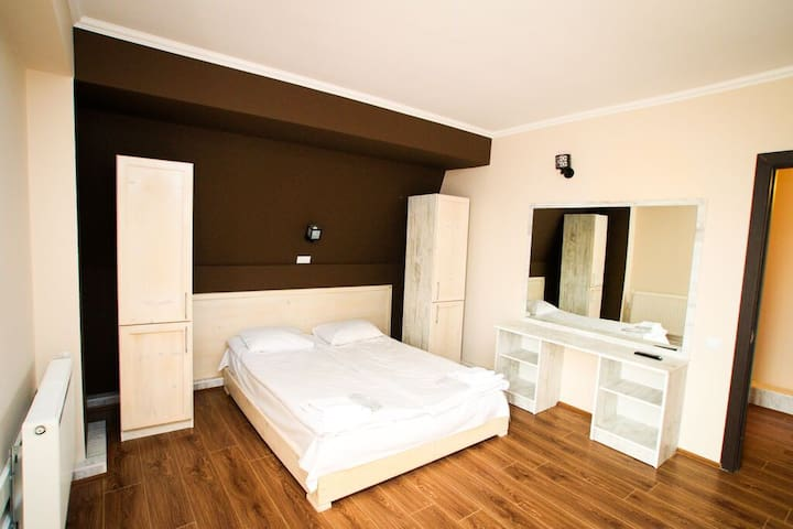 "2 bedroom apartment 1 ""Mgzavrebi Bakuriani"" - Bakuriani - Serviced apartment"