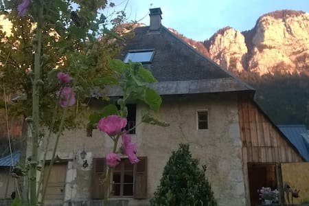 Maison en chartreuse à Corbel - Corbel