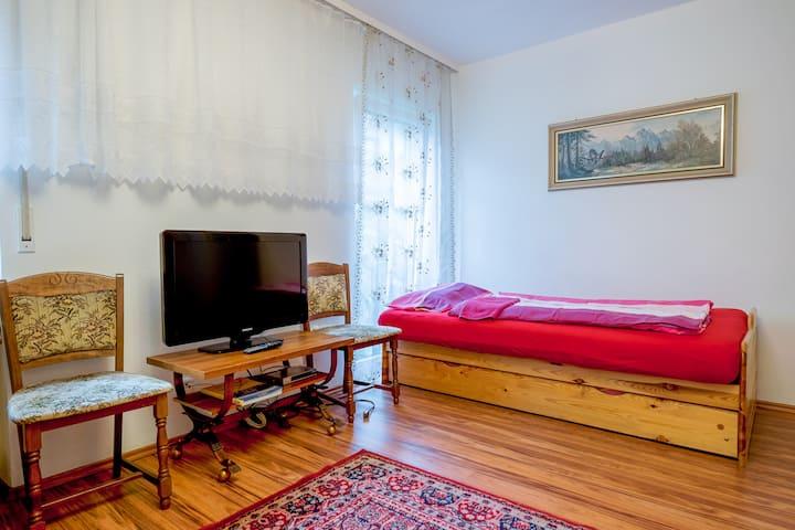 Gemütliche 2 Zimmerwohnung