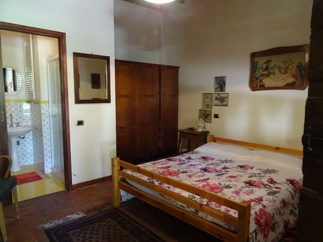Independent part of Villa of the 700th - Annone di Brianza - Apartment
