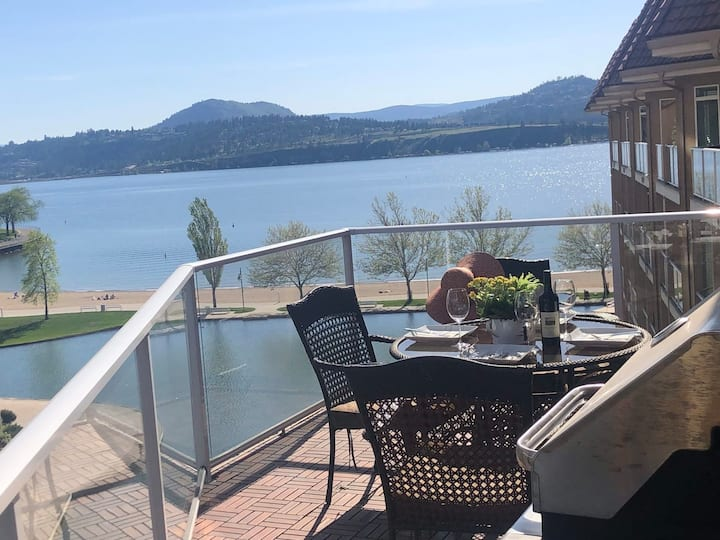 Incredible Luxury Top Floor Penthouse in Downtown Kelowna