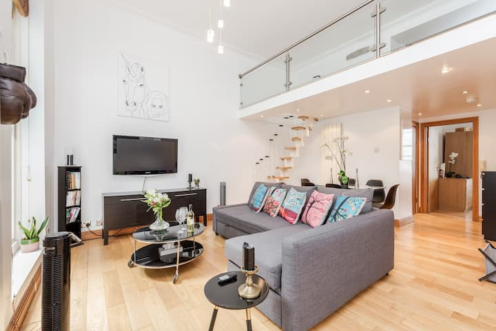 Modern loft in Queensway near Hyde Park