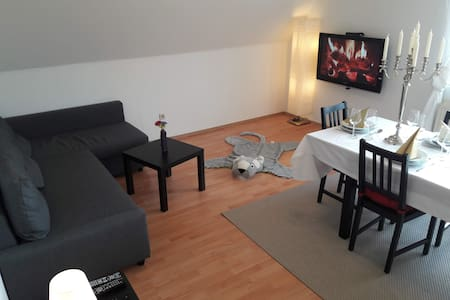 70sqm apartment near Hamburg inkl. Amazon prime