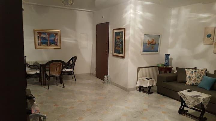 Appartement A louer à Hammamet pieds dans l'eau