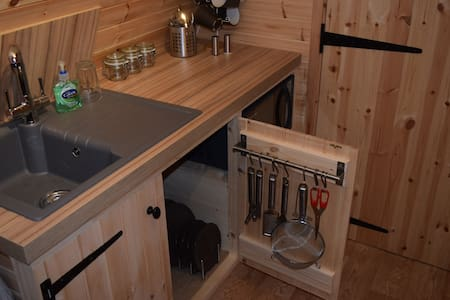 The Crofter's Snug Glamping Pod - Mey - Other