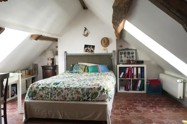 Cosy suite in XVIII century house, close to Palace