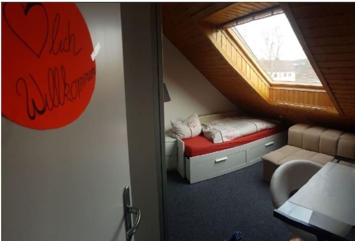 Nice Room, Langenhorn, nature close