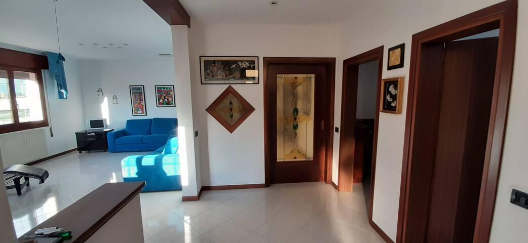 grande appartamento ideale per famiglie