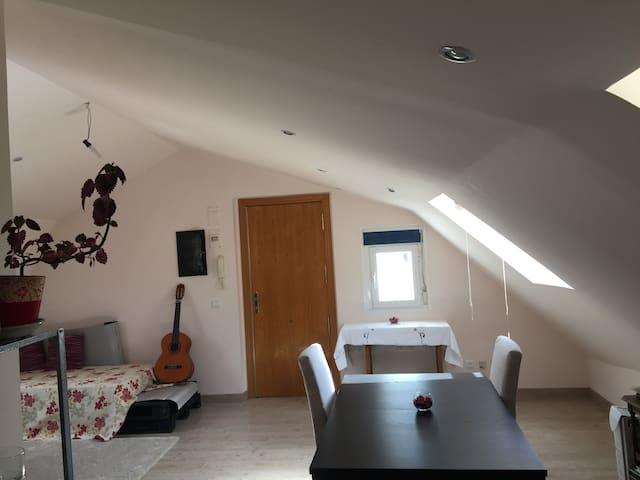 Apartamento de retiro en la Sierra - Miraflores de la Sierra - Lägenhet