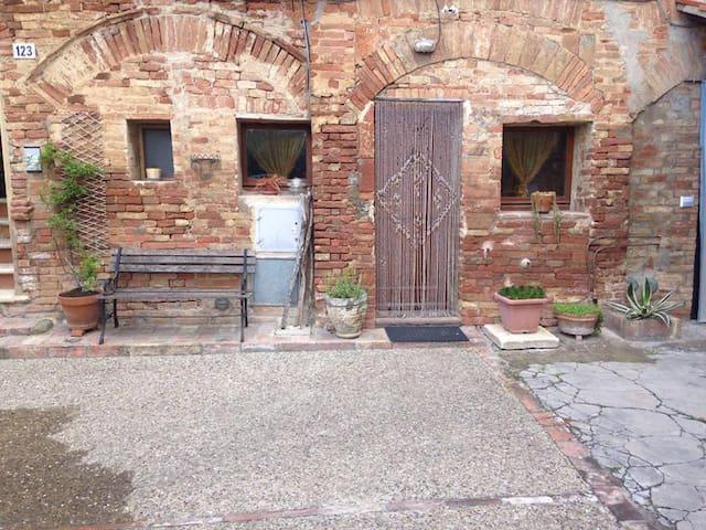 """""""Vintage"""" - Siena - Huis"""