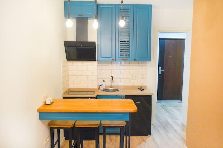 Black Sea View Apartment, Batumi
