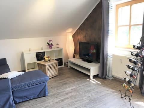 Apartamento dos Sonhos na Floresta da Baviera