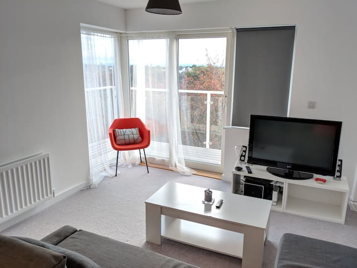Your own private little space near Cardiff Bay
