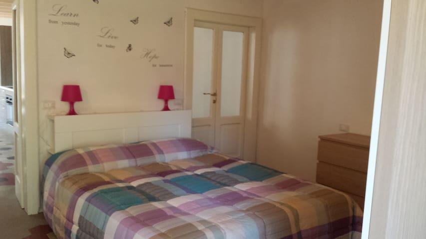 LOVELY HOME Bilocale spazioso nel cuore di Bergamo - Bergamo - Apartment