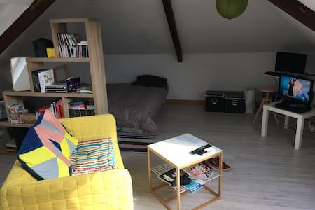 Studio aux portes de Caen - Mondeville
