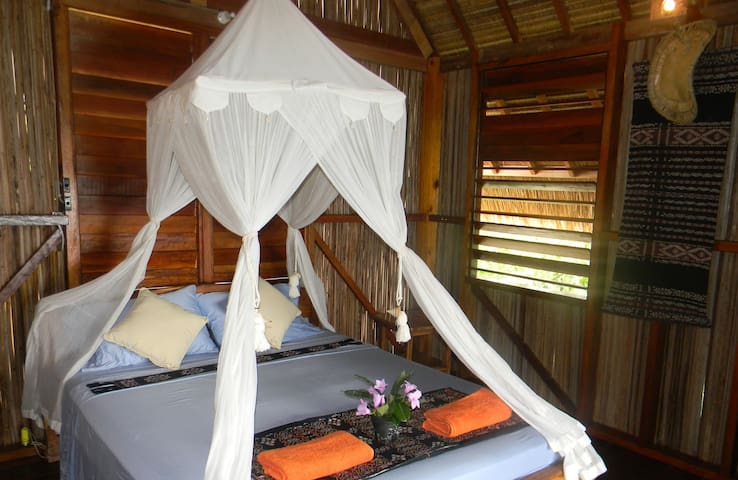 Tree House Deluxe 2 Story Ocean View Bungalow