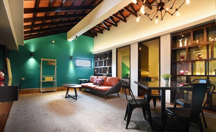 Backyard Rio Melaka (Loft)