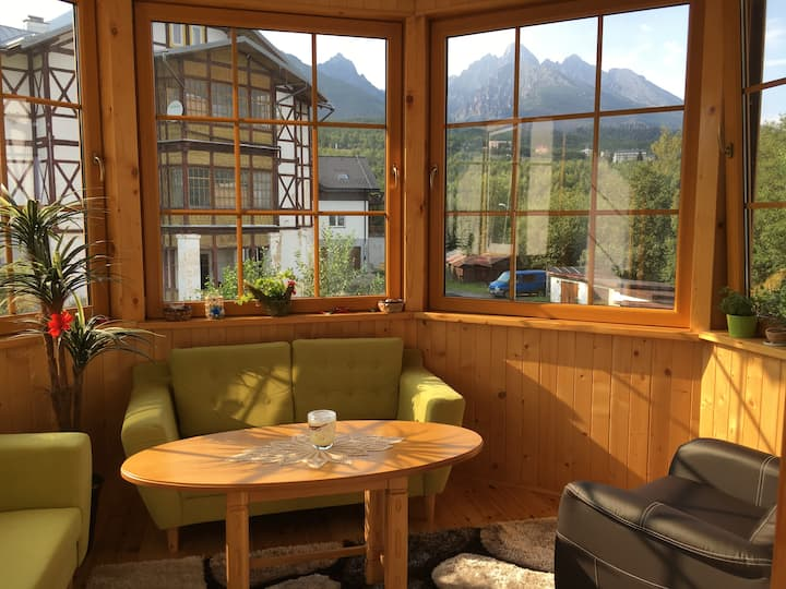 Romantic apartment for couples - High Tatras