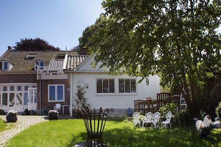 Spacious Villa near Beach in Oostwoud
