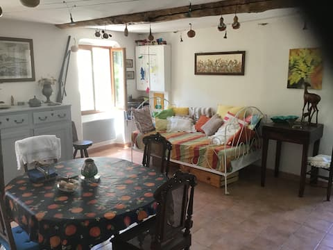 Back country home in Nice