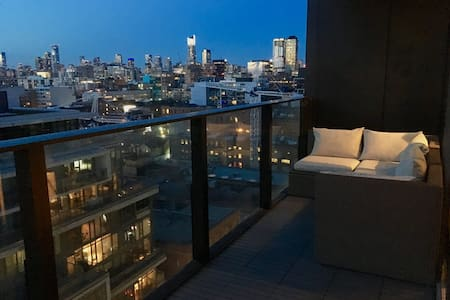 KING WEST GEM WT PRIVATE TERRACE - Toronto - Wohnung
