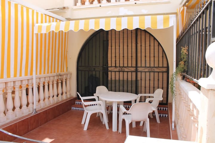 Apartment  with communal pool - Puerto de Mazarrón