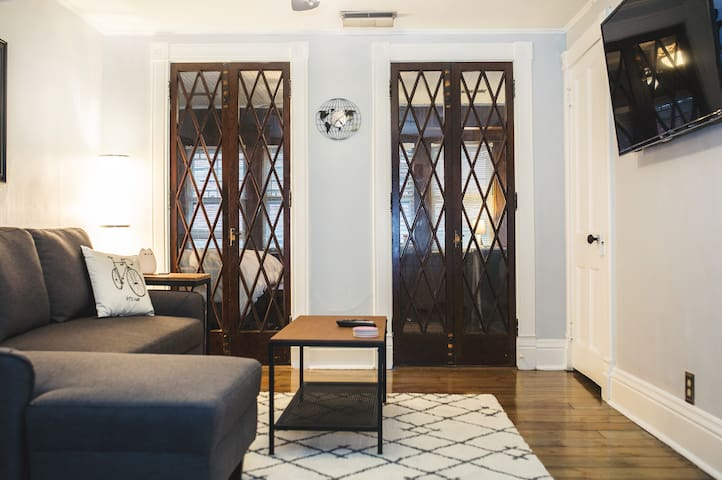 Living Room -Entrance to Bedroom
