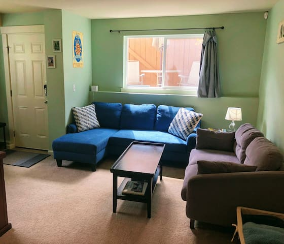 Cozy & Private Suite, Easy to Downtown/Stadiums