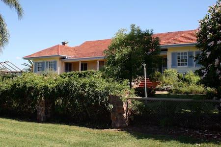 Rossmar Park Homestead, Quirindi - Caroona - Aamiaismajoitus