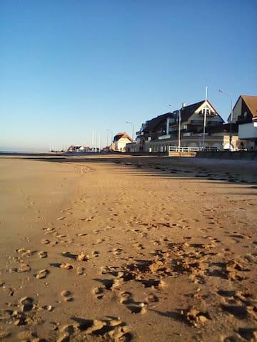Nos Loisirs - Bernières-sur-Mer - Hus