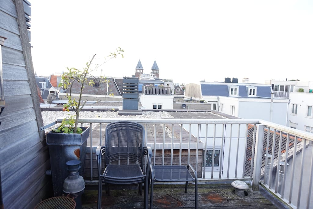 Luxury in city centre roof terrace appartamenti in for Appartamenti in centro amsterdam