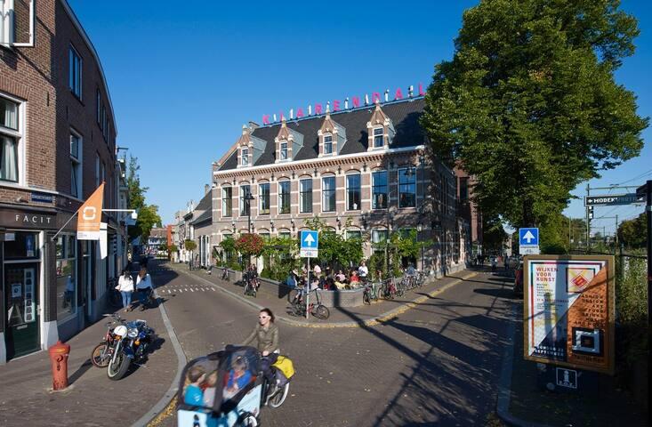 Kamer in 't Modekwartier van Arnhem - Arnhem - Rumah
