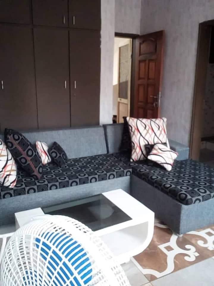 Super appartement 2 pièces meublé