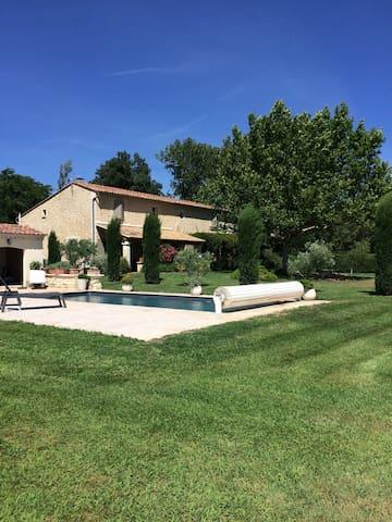 Mas en Provence