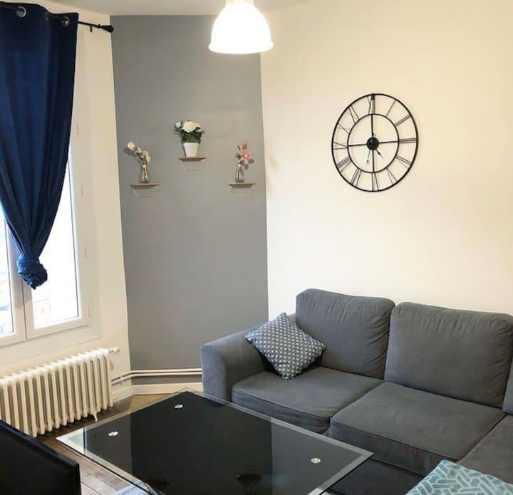 [Anti-Covid 19] Appartement pour 4 personnes
