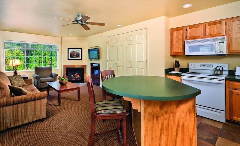 3 Bed Wyndham Pinetop, AZ - Pinetop-Lakeside - Lejlighed