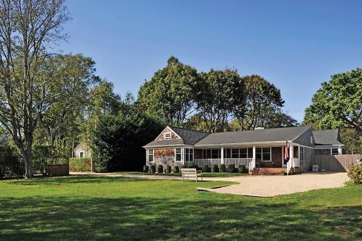 Amagansett Beach House - 阿默甘西特(Amagansett)