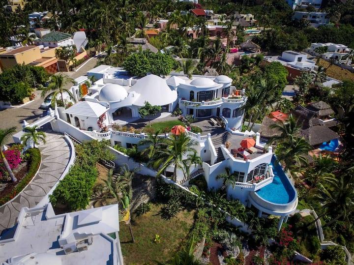 Villa Madre Perla in La Punta
