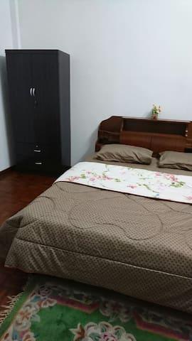 Taiping Berkat Homestay (Taman Tasik Taiping) - Taiping - Appartement