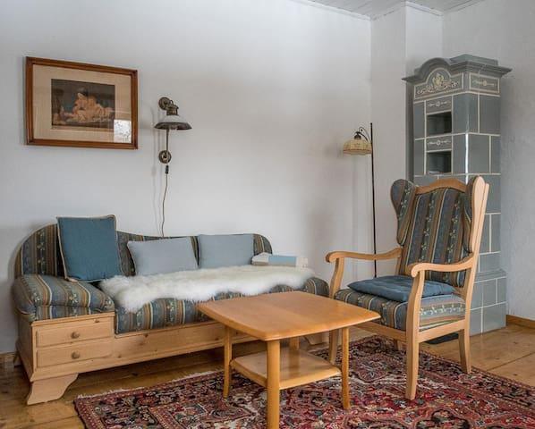 Hütterhof - Ferienwohnung Sonnenthal