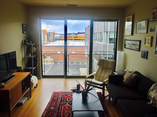 Close to Stadiums and Downtown! Strip District! - Pittsburgh - Huoneisto