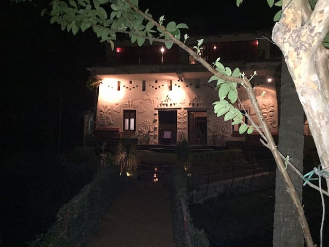 Diya Villa 2 by night