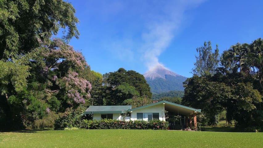 Fca El Zapote: Casa del Lago. 10%off jun/sep/oct